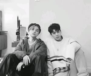 Ikon, jinhwan, and jay image