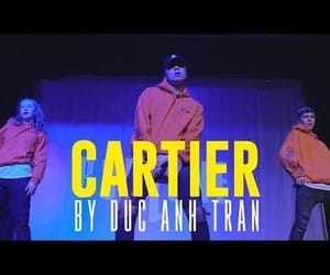 cartier, video, and dopebwoy image