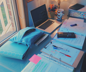 desk and study image