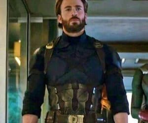 Avengers, chris evans, and man image