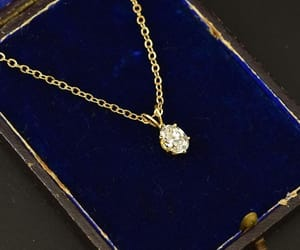diamond, geometric, and gold image