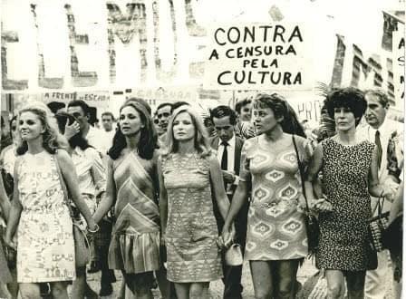 brazil, girl, and 60s image