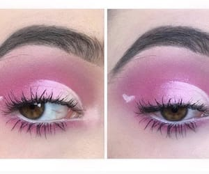 day, heart, and makeup image