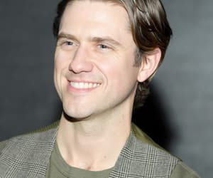babe, aaron tveit, and nymfw image