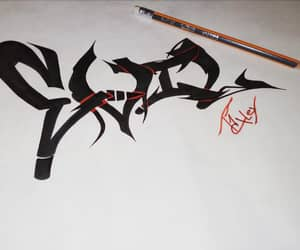 beauty, creative, and draw image