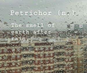 Barcelona, rain, and citas image
