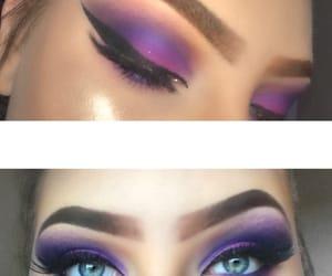 cosmetics, eyeliner, and makeup image