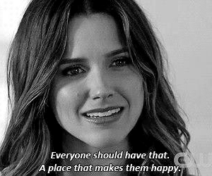 one tree hill, happy, and quotes image