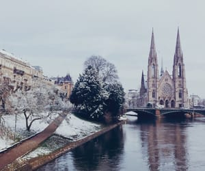 aesthetic, Strasbourg, and vintage image