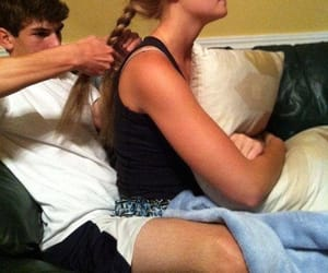 younglove, relationshipgoals, and puppylove image