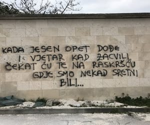 Croatia, grafiti, and jesen image