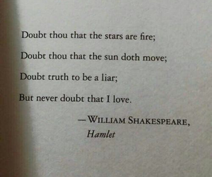 quotes, shakespeare, and books image