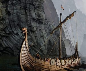 vikings and north image