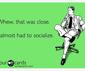 funny, lol, and socialize image