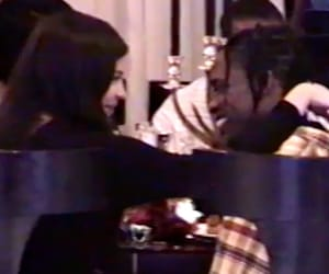 travis, kylie jenner, and cute image