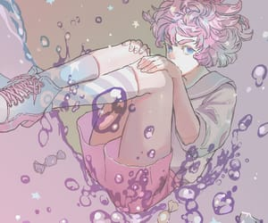 anime, pale, and anime girl image