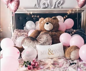 balloons, glam, and romance image