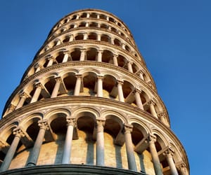 art, italy, and Pisa image