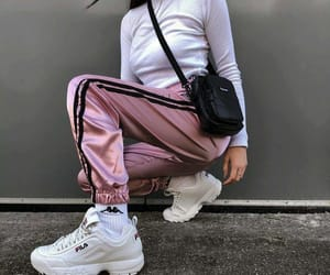 fashion, bitchplease, and pinktrousers image
