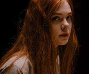 Elle Fanning, ginger, and movie image