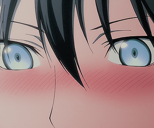 yato, noragami, and blush image