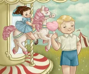 carousel, melanie martinez, and cry baby image