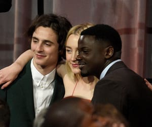 Saoirse Ronan, timothee chalamet, and cmbyn image