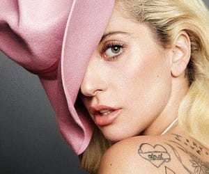 famosos, Lady gaga, and musica image