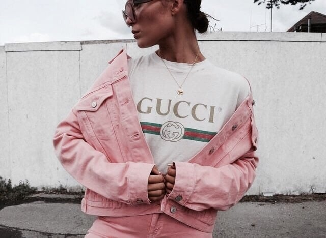 clothes, gucci, and style image