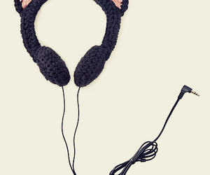 headphones and cute image