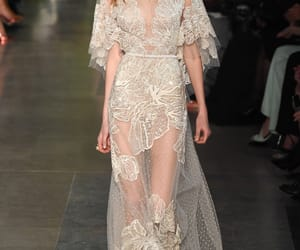 elie saab, dress, and haute couture image