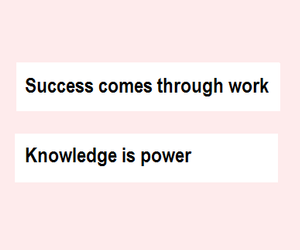 boss, knowledge, and text image