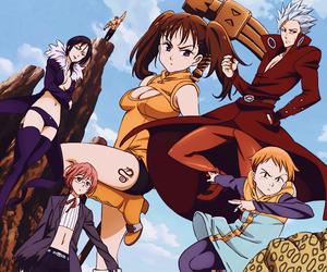 anime, ban, and diane image