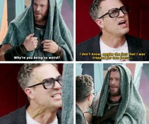 actor, Avengers, and funny image