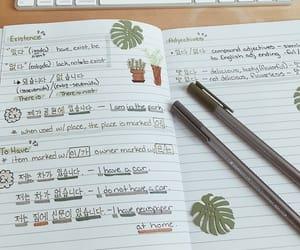 korean, language, and notebook image