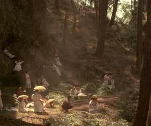 Picnic at Hanging Rock and edwardian image