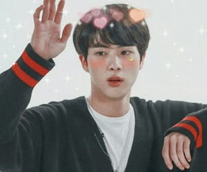 aesthetic, icons, and jin image
