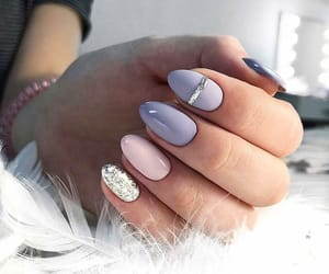 fashion, makeup, and nails image