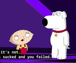 cartoons, tv show, and stewie griffin image
