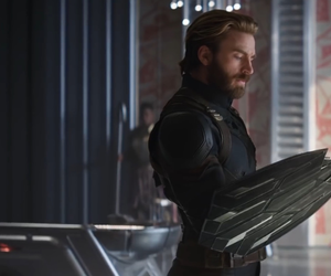 chris evans, film, and Marvel image