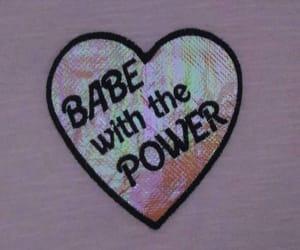 feminist, girl, and power image