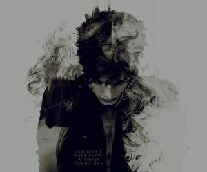 the darkling image