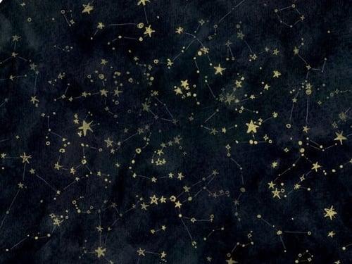stars, sky, and constellation image