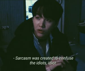 suga, bts, and quotes image