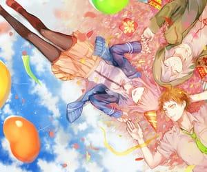 anime, danganronpa, and chiaki nanami image
