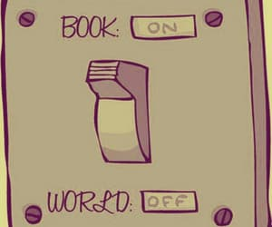book and world image
