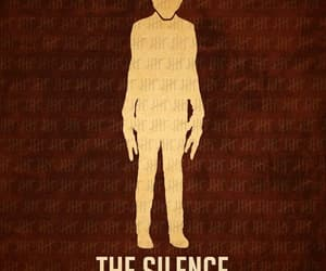 doctor who and silence image