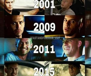 paul walker, fast and furious, and dominic toretto image