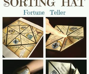 diy, fortune teller, and harry potter image