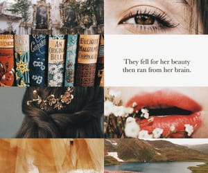 aesthetic, beauty and the beast, and belle image
